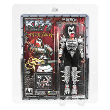 KISS 8 Inch Mego Style Action Figures Series Four Monster: The Demon [Bloody]