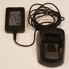Audio Box Communication AC Adapter Model CNR-4000 with DTH-4000 Desk Top Holder