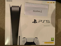 🔥BRAND NEW IN HAND 🔥Sony Playstation 5 PS5 Disc Console ⭐️ Trusted Seller