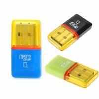 NEU MICRO SD KARTENLESER SPEICHERKARTE ADAPTER USB STICK LESEGERÄT PC TAB Z32