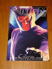 X-MEN film Graphic Novel MAGNETO COVER MARVEL COMICS 0785107495
