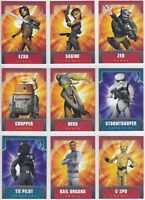 2015 Topps Star Wars Rebels Base Trading Card You Pick Finish Your Set