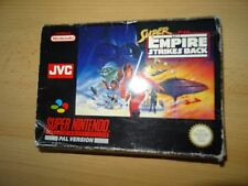 SUPER STAR WARS THE EMPIRE STRIKES BACK pour Super Nintendo SNES - PAL