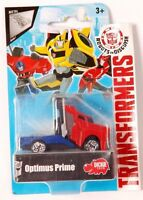 Dickie Toys Transformers Optimis Prime  Robots in Disguise Die Cast toy