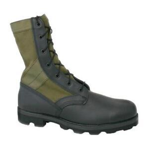 Altama OD Jungle Boot Vulcanized Rubber Sole Boots Army OD Green 8852 Small Size