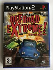 PS2 Offroad Extreme Special Edition (2005), UK Pal, New & Sony Factory Sealed