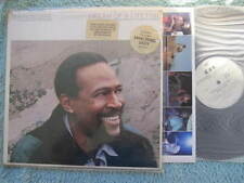 "MARVIN GAYE DREAM OF A LIFETIME LP VINYL RECORD 12"" PROMO WHITE LABLE"