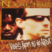 N-FACTOR Vibes from no go Area LP (1990 Ariola)