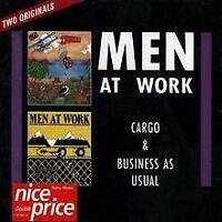 Cargo/Business As Usual [2-CD-Box] von Men at Work | CD | Zustand gut