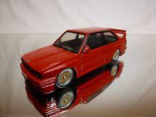 MINICHAMPS 2000 BMW M3 E30 - SPORT EVOLUTION - RED 1:43 - GOOD