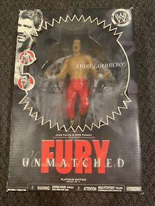 WWE Unmatched Fury Series 6 Eddie Guerrero Wrestling Action Figure JAKKS Pacific