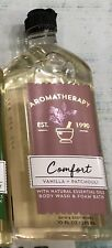 Treehousecollections: Bath & Body Aromatherapy Comfort Body Wash 295ml