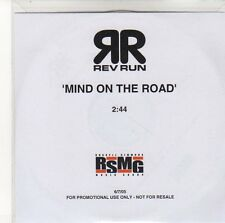 (EQ397) Rev Run, Mind On The Road - 2005 DJ CD