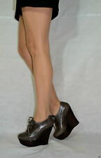 Lace-up No Pattern Standard (B) Formal Heels for Women
