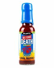 Blair's Collector's Edition Beyond Death Hot Sauce with Wax Seal