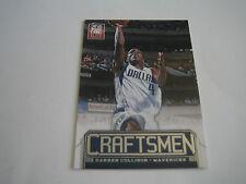 2012/13 PANINI ELITE BASKETBALL CRAFTSMEN DARREN COLLISON CARD #7***MAVERICKS***