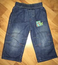 Baby Boys Jeans Age 3-6months.Tigger.elasticated Waist.Disney.George.weight 18lb