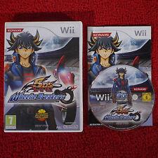 Yu-Gi-Oh! 5D's Wheelie Breakers-Nintendo Wii ~ PAL ~ 7+ jeu de carte