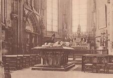 G1184 France - Souvigny - La chapelle neuve du Prieuré - Stampa - 1931 old print