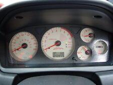 Mitsubishi Lancer Evolution Evo 7 8 9 OEM Carbon Speed Gauge Cluster Panel Cover