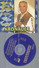 CD--KRÖNAUER,HANSL--MEIN HERZ GEHRT NACH BAYERN