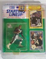 1990 BO JACKSON SLU L.A. Raiders Starting Lineup Vintage Kenner *READ*