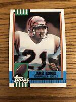James Brooks 1990 Topps Cincinnati Bengals #275   *4199*