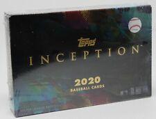 2020 Topps Inception Baseball Hobby Box Factory Sealed