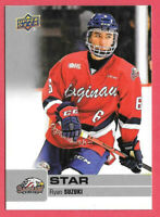 2019-20 Ryan Suzuki Upper Deck CHL Star Rookie - Carolina Hurricanes