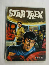 Star Trek 1974 Annual book