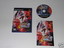 CAPCOM VS SNK 2 for PLAYSTATION 2 'VERY RARE & HARD TO FIND'