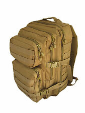 Coyote molle sac à dos assaut large 36L sac à dos tactical army kaki jour pack