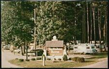 INDIAN RIVER BAY DE Tuckahoe Acres Campground Postcard