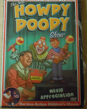 Howdy Doody - Vol. 1: Music Appreciation (DVD, 2005)