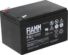 Fiamm FG21202 Batteria al piombo 12V 12Ah Peg Perego Gruppi di Continuità