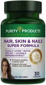 Purity Products - Hair, Skin and Nails Super Formula, 30 Capsules