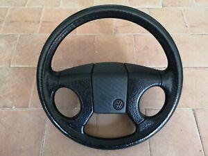VW Volkswagen Golf 2 MK2 GTI 191419091AK Steering Wheel