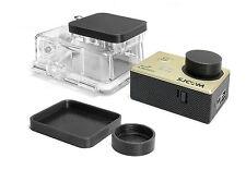 Linsen Schutz für SJCAM SJ5000/ + Cam Zubehör Lens Cap Protector Abdeckung Kappe