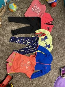 3t under armour girls Lot