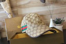 New Original Men Gucci GG Nylon Baseball Cap Adjustable Strapback