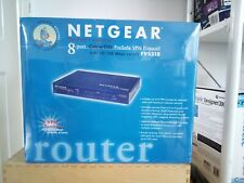NETGEAR CABLE/DSL PROSAFE VPN FIREWALL FVS318 ROUTER WITH 10/100 SWITCH
