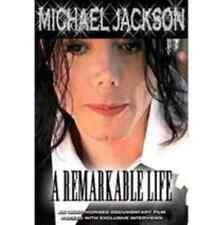 Michael Jackson: A Remarkable Life DVD NEW