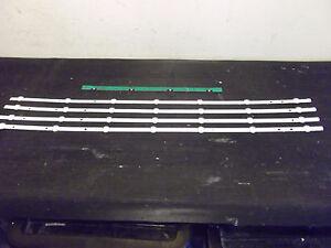 "43"" Polaroid P43FP0037A led backlight strips VES430UNDL-2D-N12"