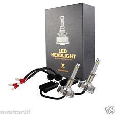 2x H1 12V CREE LED CAR HEADLIGHT BULB KIT IN STOCK UK