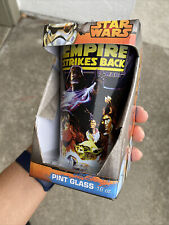 Authentic Star Wars Collectible Glassware