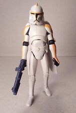 hasbro CLONE TROOPER jet backpack STAR WARS: CLONE WARS collection 3.75in. #2442
