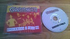 CD Punk Goldfinger - Spokesman / Tell Me (3 Song) MCD MOJO JIVE REC sc