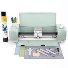 New Arrival Cricut Explore Air 2 Mint Design & Cut Machine Tools Bundle