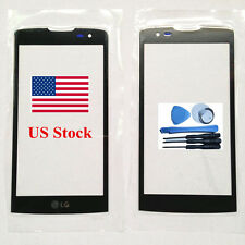 Front Outer Lens Glass  Screen for LG Leon H340 H320 C40 H345 Ls665 high quality