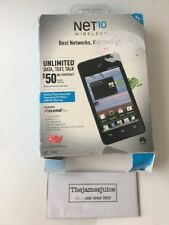 Huawei Ascend Plus - 4GB - Black (Net10) Smartphone